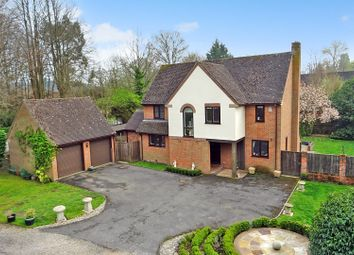 Thumbnail 4 bedroom detached house for sale in The Rookery, Highclere, Newbury