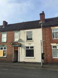 Thumbnail 3 bed terraced house to rent in 38 Ash Street, Burton On Trent