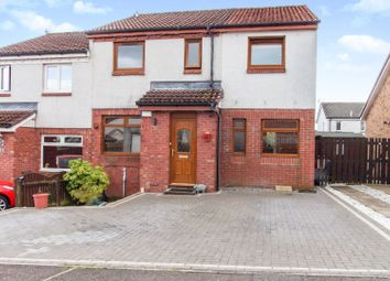 Thumbnail 4 bed semi-detached house for sale in Carradale Drive, Dundee