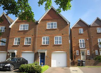 Thumbnail 3 bed end terrace house for sale in Weavers Mead, Haywards Heath