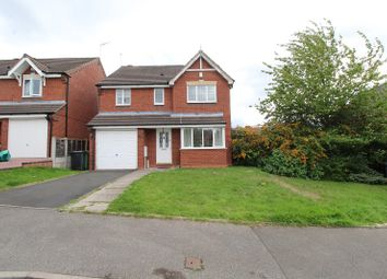 Thumbnail 5 bed detached house for sale in Balvenie Way, Dudley
