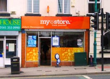 Thumbnail Retail premises for sale in Wellington Road South, Stockport