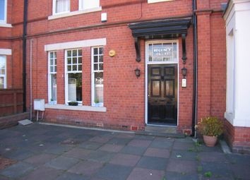 Thumbnail 2 bed flat to rent in Osborne Road, Jesmond