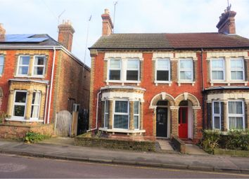 Thumbnail 3 bed semi-detached house for sale in Alexandra Road, Wisbech