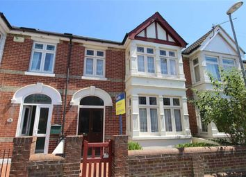 Thumbnail 3 bed terraced house for sale in Salisbury Road, Cosham, Portsmouth