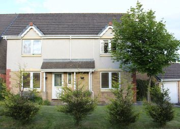Thumbnail 4 bed detached house for sale in Brodick Gardens, Dunfermline, Fife