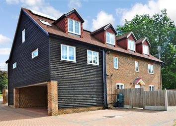 Thumbnail 2 bed flat for sale in Colonels Lane, Boughton-Under-Blean, Faversham, Kent