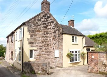 Thumbnail 2 bed cottage for sale in Old Lane, Brown Edge, Stoke-On-Trent