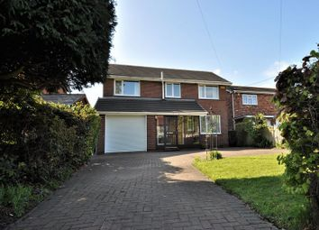 Thumbnail 4 bed property for sale in Macclesfield Road, Holmes Chapel, Crewe