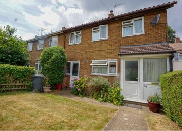 Thumbnail 3 bed end terrace house for sale in Whomerley Road, Stevenage