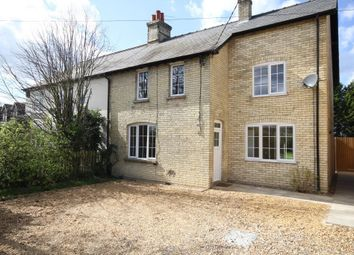Thumbnail 3 bedroom cottage to rent in Hay Street, Steeple Morden, Royston