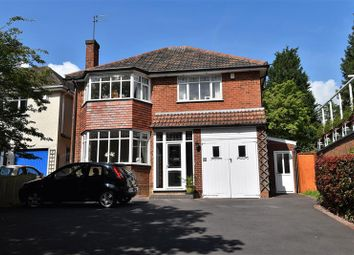 Thumbnail 4 bed detached house for sale in Redditch Road, Kings Norton, Birmingham