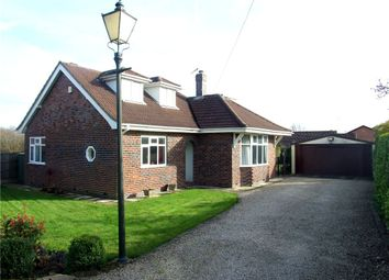 Thumbnail 4 bed detached bungalow for sale in The Croft, Foxlands Avenue, Allestree