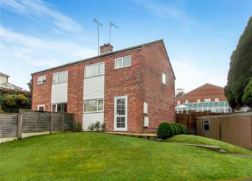 Thumbnail 3 bed semi-detached house for sale in Trecarn Close, Launceston, Cornwall