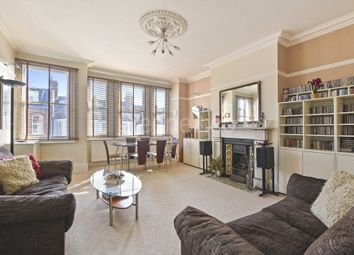 Thumbnail 4 bed flat for sale in Burrard Road, West Hampstead, London