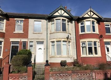 Thumbnail 3 bed terraced house for sale in Grasmere Road, Blackpool, Lancashire