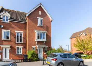 Thumbnail 4 bed end terrace house for sale in Old Barrow Hill, Bristol