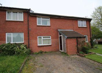Thumbnail 1 bed flat for sale in Frampton Close, Eastleaze, Swindon