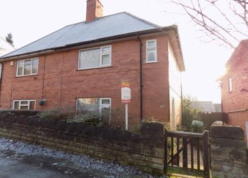 Thumbnail 4 bed semi-detached house for sale in Pym Street, Nottingham