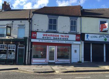 Thumbnail Retail premises for sale in 34 Silksworth Row, Sunderland