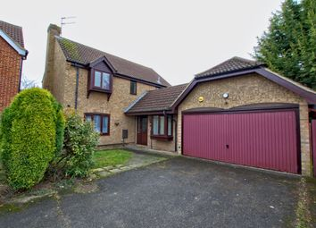 Thumbnail 4 bed detached house for sale in Harebell Close, Cherry Hinton, Cambridge