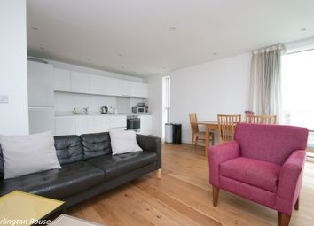 Thumbnail 3 bed property to rent in Waterside Apartments, Goodchild Road, Manor House, London