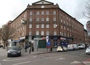 Thumbnail 3 bed flat for sale in Bow Road, London