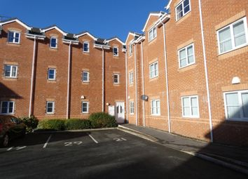 Thumbnail 2 bed flat for sale in Cygnet Gardens, St Helens, Merseyside