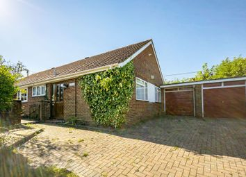 Thumbnail 3 bed detached bungalow for sale in Greenacre, Kingsclere, Newbury