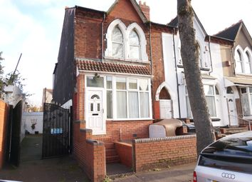 Thumbnail 3 bed terraced house for sale in Woodland Road, Handsworth, Birmingham