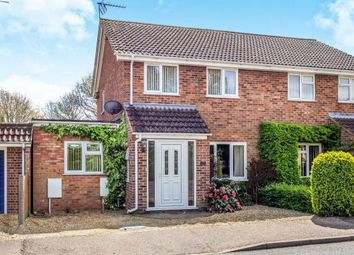 Thumbnail 3 bedroom semi-detached house for sale in Salhouse, Norwich, Norfolk