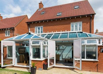 Thumbnail 5 bed detached house for sale in Secundus Drive, Colchester
