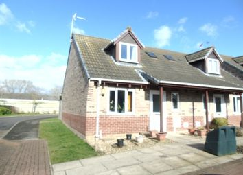 Thumbnail 2 bed semi-detached house for sale in Rooks Close, Saxilby, Lincoln