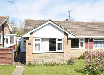 Highgate Road, Whitstable CT5. 3 bed semi-detached bungalow for sale