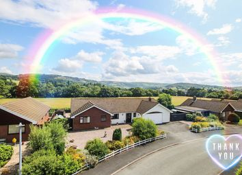 Thumbnail 4 bed bungalow for sale in Parc Yr Irfon, Builth Wells