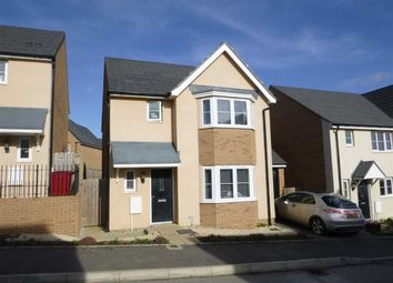 Thumbnail Detached house to rent in Shorelark Way, Bude, Cornwall