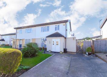 Thumbnail 3 bed semi-detached house for sale in Ward Gardens, Burnham, Slough