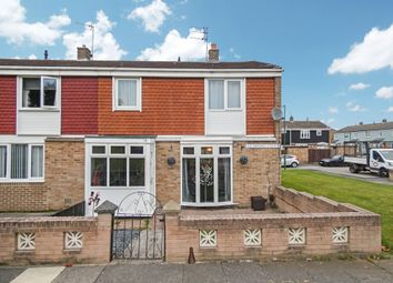 Thumbnail 3 bed terraced house for sale in Richmond Court, Jarrow