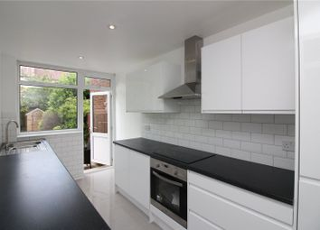 Thumbnail 3 bed terraced house to rent in Cromwell Road, London