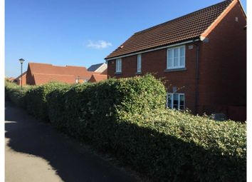Thumbnail 3 bedroom detached house for sale in Heligan Walk, Weston-Super-Mare