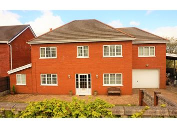 Thumbnail 5 bedroom detached house for sale in Neath Road, Ystradgynlais