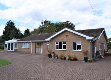 Thumbnail 4 bed bungalow for sale in Scawby Road, Broughton, Brigg