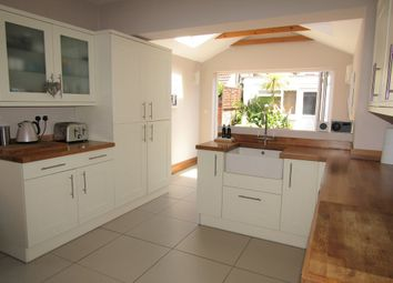 Thumbnail 4 bed end terrace house for sale in Lawrence Road, Southsea