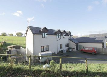 Thumbnail 3 bed detached house for sale in Ty Hir, Llangadfan, Welshpool, Powys