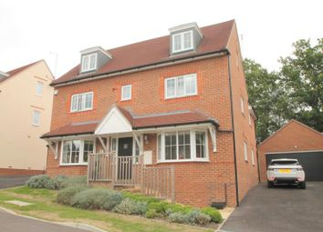Thumbnail 5 bedroom detached house to rent in Greenhurst Drive, East Grinstead