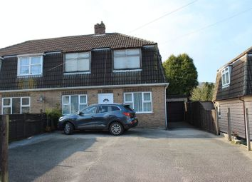 Thumbnail 3 bed semi-detached house for sale in Carnsmerry, Bugle, St. Austell