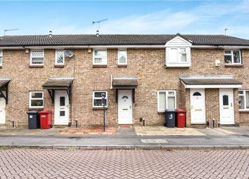 Thumbnail 2 bed terraced house for sale in Frogmore Close, Cippenham, Slough