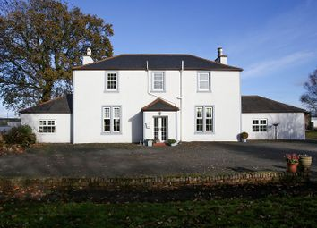 Thumbnail 4 bed detached house for sale in Douievale Annan Road, Dumfries, Dumfries And Galloway.
