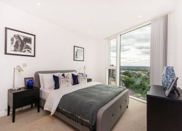 Thumbnail 3 bed flat for sale in Newgate Tower, Croydon