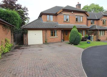 Thumbnail 4 bed property for sale in Ivy House Close, Preston